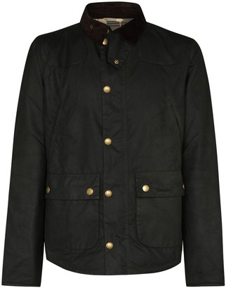 Barbour Reelin wax-coated jacket