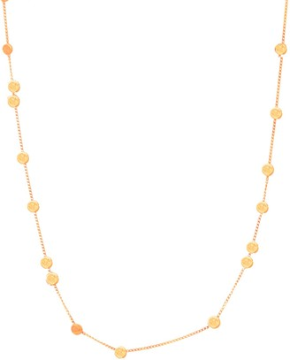 Lily Flo Jewellery Stardust Reach For The Stars Solid Rose Gold Chain Necklace