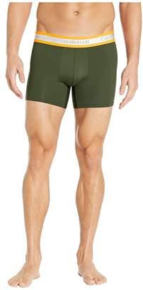 Calvin Klein Underwear CK Neon Boxer Brief (Duffle Bag/Blaze Orange) Men's Underwear
