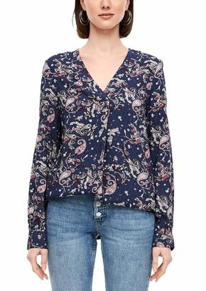 S'Oliver Women's Bluse Langarm Blouse