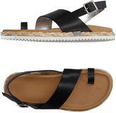 Andrea Morando Thong sandals