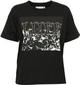 Sacai Black Life T-shirt