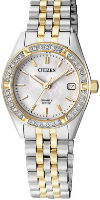 Citizen EU6064-54D Two Tone Watch