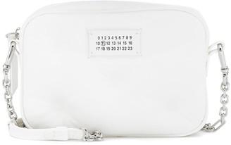 Maison Margiela Glam Slam Small leather shoulder bag
