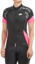Sugoi RS Pro Cycling Jersey - Full Zip, Short Sleeve (For Women)