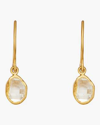 Pippa Small Herkimer Small Drop Earrings