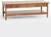 Rejuvenation Shaw Walnut Coffee Table