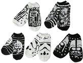 Star Wars Women's 5-pack No Show Socks