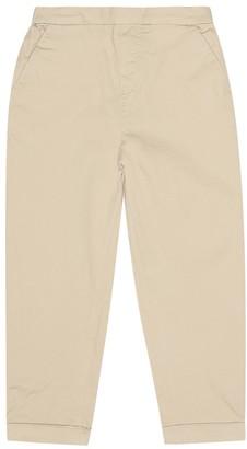 Bonpoint Lester cotton twill pants