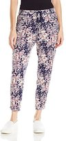 Roxy Juniors Electric Mile Printed Pull on Pant
