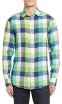Tommy Bahama Men's Happy Checkmore Sport Shirt