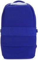 Y-3 flap front pocket backpack