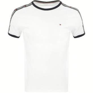 Tommy Hilfiger Loungewear Logo T Shirt White