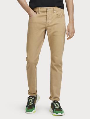 Scotch & Soda Ralston - Garment Dyed Jeans Regular slim fit | Men
