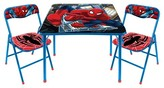 Nickelodeon 3 Piece Spider-Man Table and Chair Set