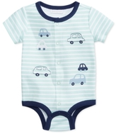 First Impressions Striped Cars Cotton Creeper, Baby Boys (0-24 months)