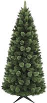 David Jones Tree-213cm Aspen Slim Tree Dark Green