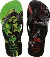 Havaianas Star Wars Grey/Black Flip Flop 23/24