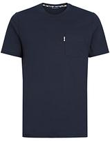 Aquascutum Cullen Crew Neck T-shirt, Navy