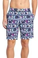 Tommy Bahama Men's Baja Aloha Arrow Board Shorts
