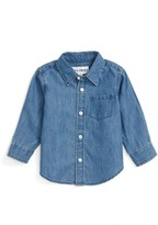 DL1961 Infant Boy's Franklin Chambray Shirt