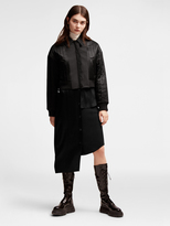 DKNY Quilted Reversible Bomber