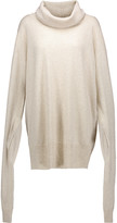 MM6 MAISON MARGIELA Oversized wool and cashmere-blend sweater