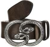 Just Cavalli Belt Asphalt