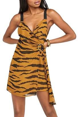 Show Me Your Mumu Say Jay Tiger Mini Dress