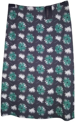 Laura Urbinati Green Skirt for Women