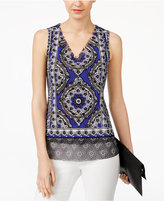 INC International Concepts Layered Tank Top, Created for Macy's