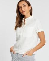 Sportscraft Bertie Linen Shirt