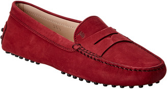 Tod's TodS Suede Loafer