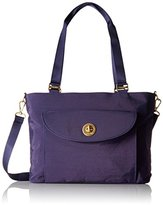 Baggallini Gold International La Paz Tote Grape
