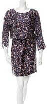 Megan Park Spot Satin Silk Dress w/ Tags
