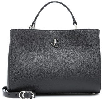 Jimmy Choo Varenne Small leather tote