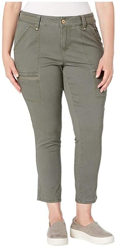 Jag Jeans Plus Size Easton Utility Pants