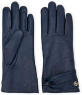Adrienne Vittadini Leather Gloves