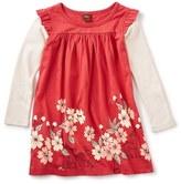Tea Collection 'Nara - Double Decker' Layer Look Dress