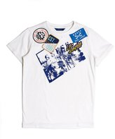 GUESS Short-Sleeve Patch Tee (8-20)
