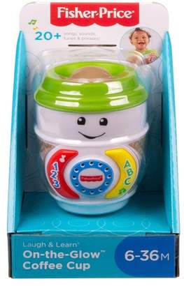 Fisher-Price Laugh & Learn® On-the-GlowTM Coffee Cup