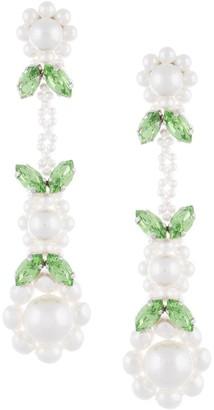 Simone Rocha Pearl Drop Earrings