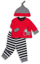 Offspring Monkey Top, Pants and Hat Set
