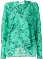 Faith Connexion floral print blouse - women - Silk - S