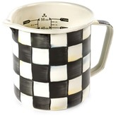 Mackenzie Childs Courtly Check Enamel Measuring Cup