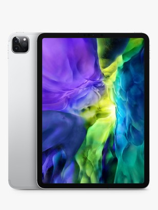 Apple 2020 iPad Pro 11, A12Z Bionic, iOS, Wi-Fi & Cellular, 256GB