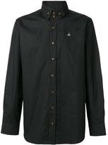 Vivienne Westwood Krall collar orb button-down shirt
