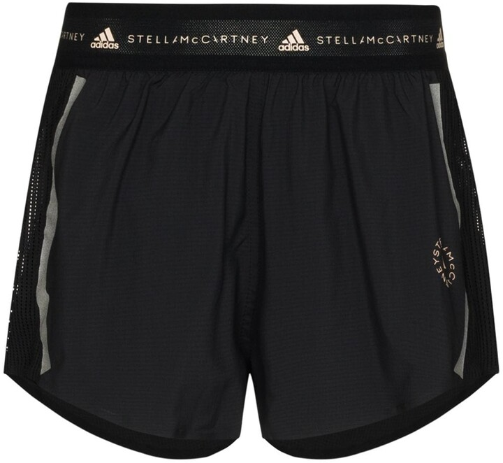 Thumbnail for your product : adidas by Stella McCartney Truepace track shorts