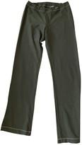 Nike Green Trousers for Women