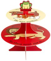 CSC Imports Dear Zoo Cake Stand